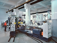 ABS/PS/HIPS/PMMA  Monolayer and multilayer co-extrusion sheet  machine